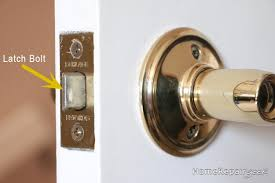 Door Not Closing? Check the Latch!